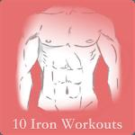 Iron Abs Workout icon