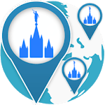 LDS Temples Near Me icon