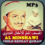 Al Minshawi With Children Quran mp3 OFFLINE PART 1 icon