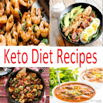 keto diet recipes -30 Days Plan APK icon