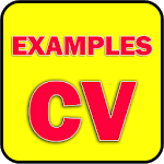 CV Examples – Free Resume App icon