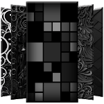 Black Wallpaper icon