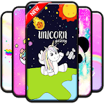 Cute Unicorn Wallpapers for pc icon