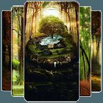 Fantasy Forest Wallpaper icon