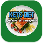 100 Keto Diet Meals icon