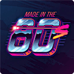80's Wallpaper icon