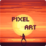 Pixel Art Wallpapers icon
