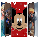 Disney Wallpapers HD APK icon