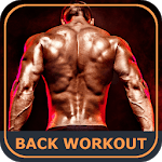 Back Workout Exercises icon
