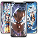 Ultra Instinct Art Wallpaper icon