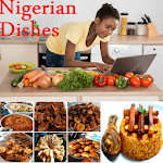 Nigerian Dishes icon