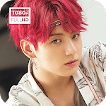 BTS Jungkook Wallpapers KPOP Fans HD APK icon