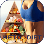 Ketogenic Diet - Low carb recipes for Weight Loss for pc icon