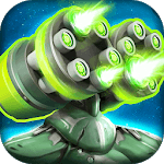 Tower Defense: Galaxy V icon