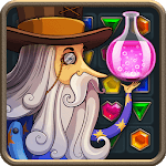 Alchemix - Match 3 for pc icon