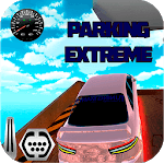 Prado Parking Electric Car Simulator icon