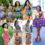 Ankara Fashion Short Styles icon