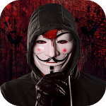 Anonymous Mask & Horror Photo Stickers for pc icon