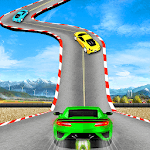 Crazy Car Impossible Track Racing Simulator for pc icon