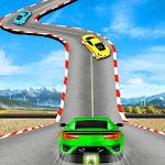 Crazy Car Impossible Track Racing Simulator APK icon