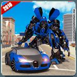 Car Robot Transformation 18: Robot Horse Games icon