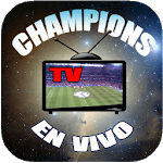 Ver Champions League En Vivo Stream Guía TV Gratis icon