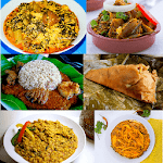 Top Nigerian Food Recipes icon