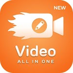 Video All in one Editor-Join, Cut, Watermark, Omit icon