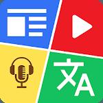 4English: Learn English via News, Videos, Podcasts icon