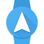 GPS Tracker for Wear OS (Android Wear) icon