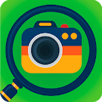 Photo & Search (info, shopping, video, news, maps) icon