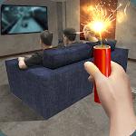VR Bang Petard 3D New Year icon