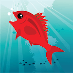 HungryFin: Underwater Puzzle Adventure APK icon