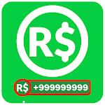 Free Robux for Roblox Calculator icon