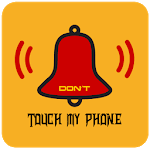 Don't Touch My Phone (Anti-Theft Security Alarm) icon