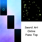 Piano Tap - Sword Art Online icon