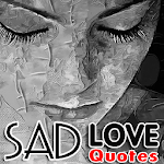 Sad Love Quotes APK icon