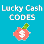 Lucky Cash CODES - Share and find referral codes! for pc icon