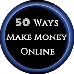 Make Money Online - 50 Ways to Earn Easy Cash icon