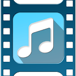 Music Video Editor Add Audio icon