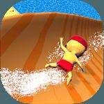 Waterpark Slide Park Race IO 2019 icon