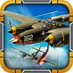 fighter air combat mania icon