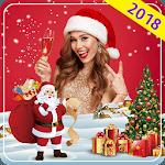 2019 Merry Christmas Photo Frames icon