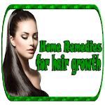 Hair growth icon