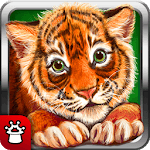 Animal Kingdom! Smart Kids Logic Games and Apps icon