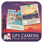 GPS Camera: Photo With Location icon