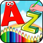 Preschool Kids ABC Tracing & Phonics Learning Game icon