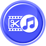 Audio Video Mixer Video Cutter video to mp3 app icon