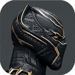 ⭐4K Black Panther Wallpapers APK icon