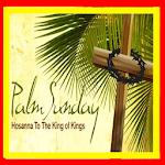 Palm Sunday Prayer icon